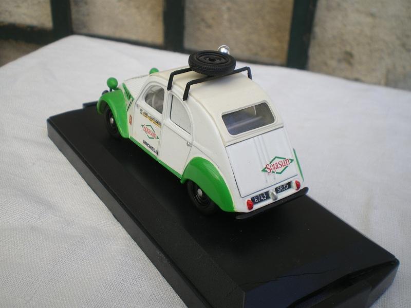 Citroën 2CV - Vitesse 1/43. Imgp1234