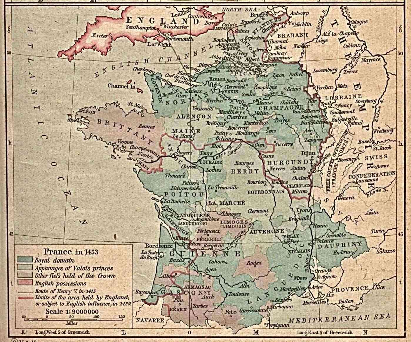 Carte du dauphiné France10