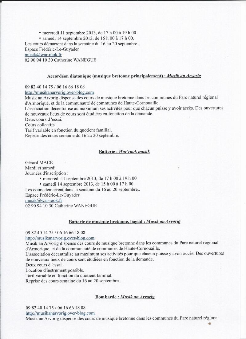 Forum des Associations le 1er septembre 2013 1110
