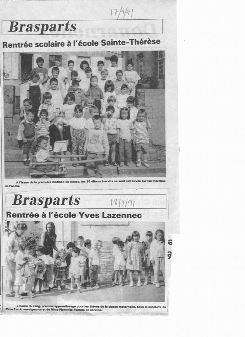 Souvenirs de classe à Brasparts - Page 2 Rentra10