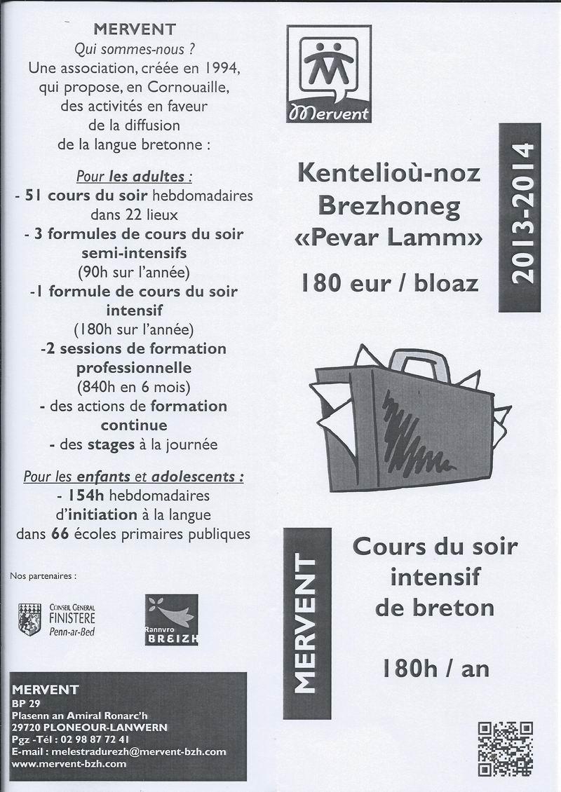 "Kentelioù-noz Brezhoneg ""Pevar Lamm"" Stage_10"
