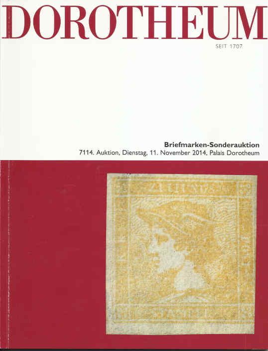 Dorotheum Briefmarken-Sonderauktion 210