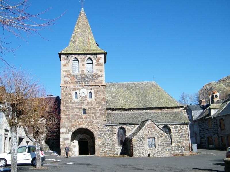 Eglises du Cantal.. Dscf1510