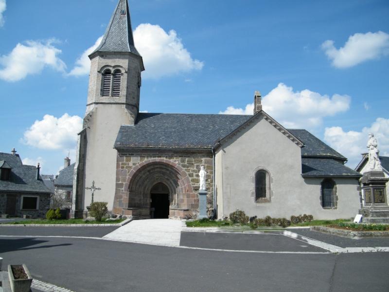 Eglises du Cantal.. Dscf3010