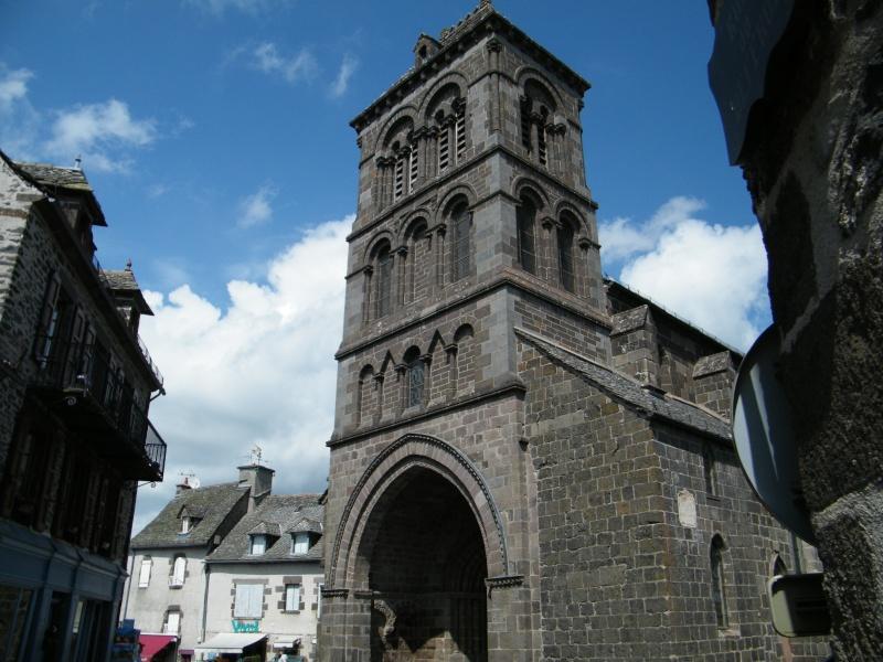 Eglises du Cantal.. Dscf6310