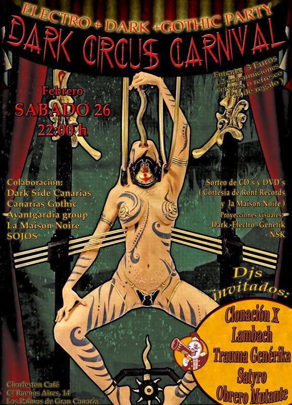 DARK CIRCUS CARNIVAL 2011 - electro+dark+gothic+industrial party Dark_c10