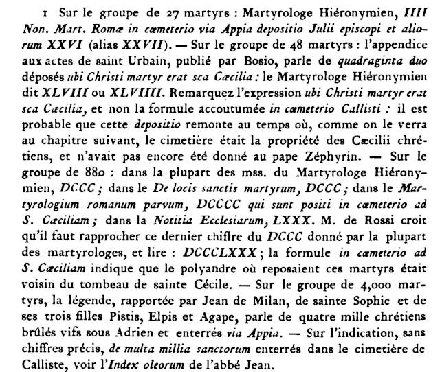 Rome souterraine. - Page 6 Page_212