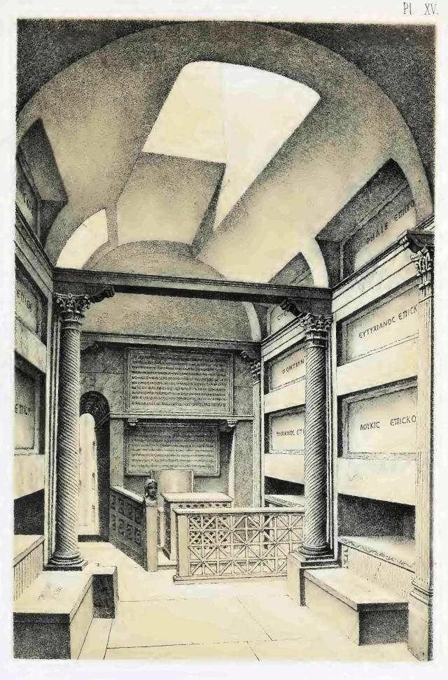 Rome souterraine. - Page 6 Planch10