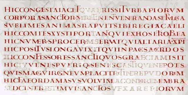 Rome souterraine. - Page 6 Planch11