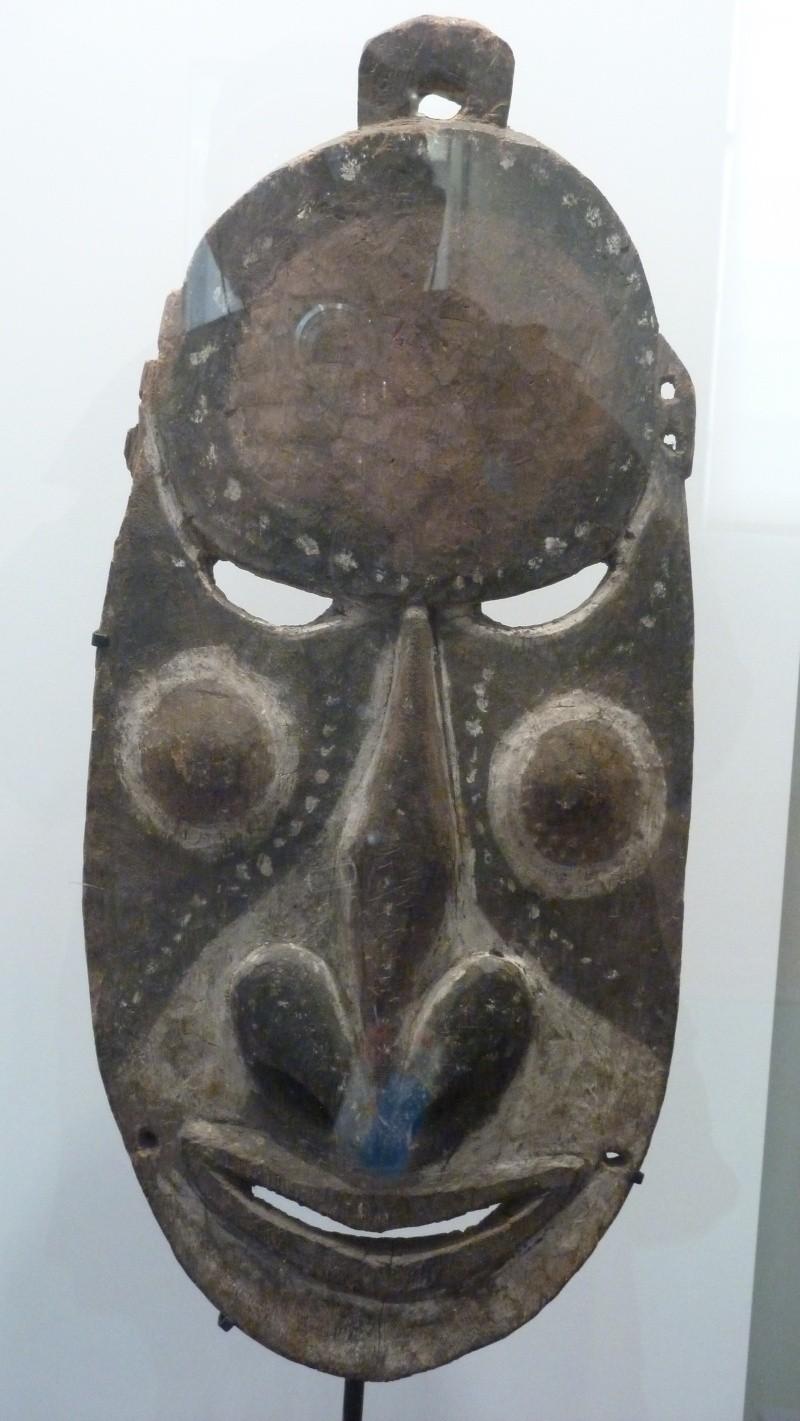 Le musée du quai Branly en Ardèche : Image'n Magie à Tournon P1050617