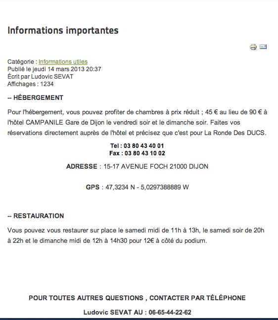 27-28 avril 2013: La Ronde des Ducs: 24h, 6h - Page 2 La_ron11