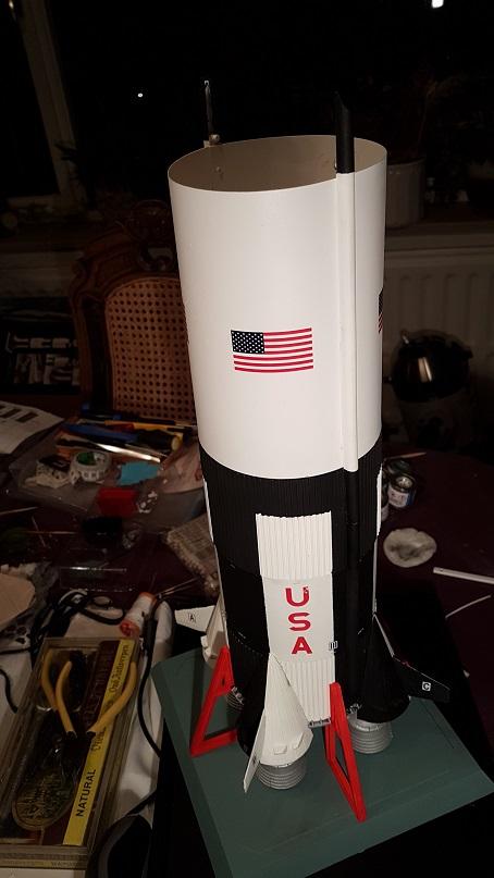Montage de la fusée Saturn V pour le vol Apollo 11 - Page 6 20190911