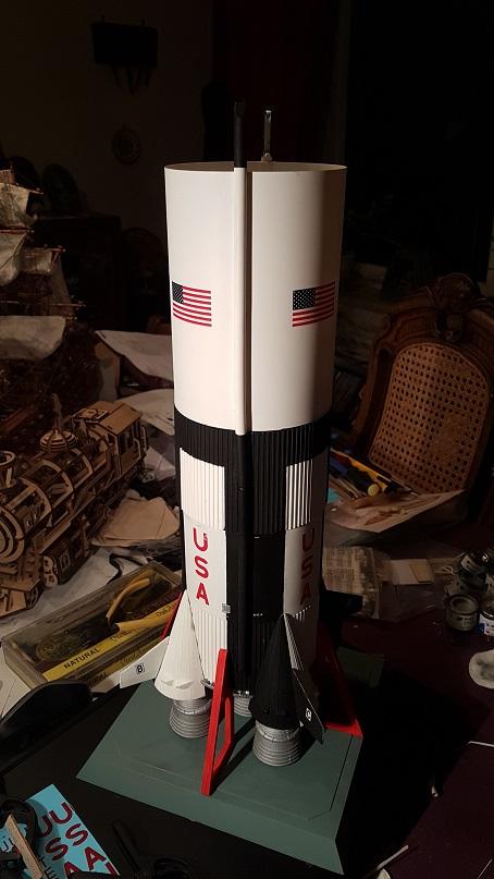 Montage de la fusée Saturn V pour le vol Apollo 11 - Page 6 20190912