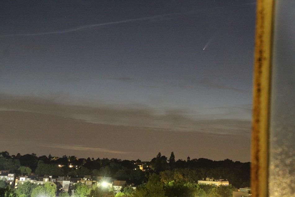 |||| Astro News ||| : Passage de la comète Neowise Comzot10
