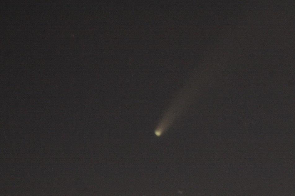 |||| Astro News ||| : Passage de la comète Neowise Comzot15