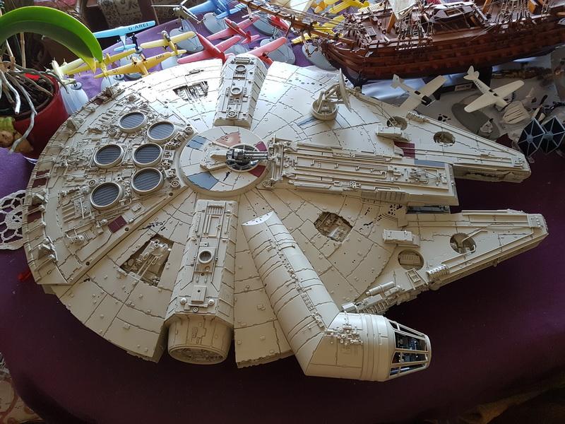 Maquettes construites en 2020 Faucon15