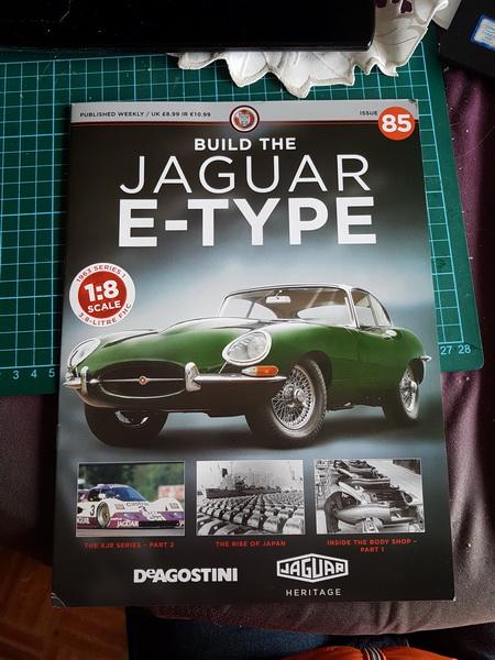 La Jaguar de type E par Altaya - Page 4 Jaguar37