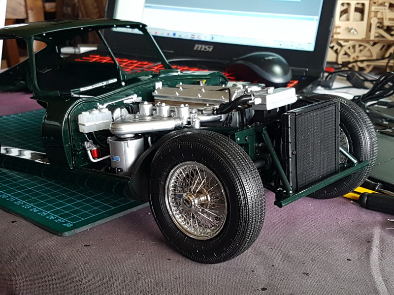 La Jaguar de type E par Altaya - Page 4 Jaguar47