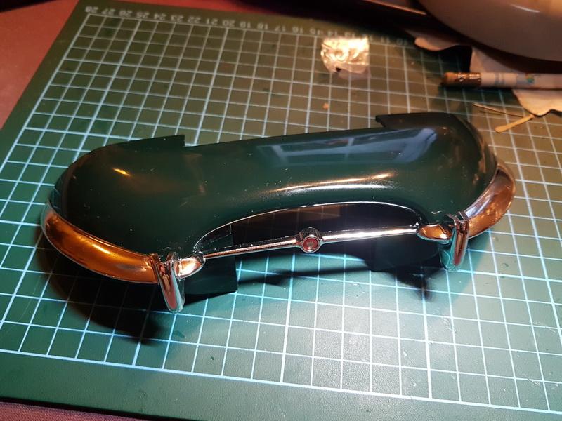 La Jaguar de type E par Altaya - Page 5 Jaguar59