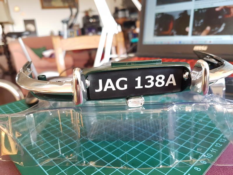 La Jaguar de type E par Altaya - Page 5 Jaguar61