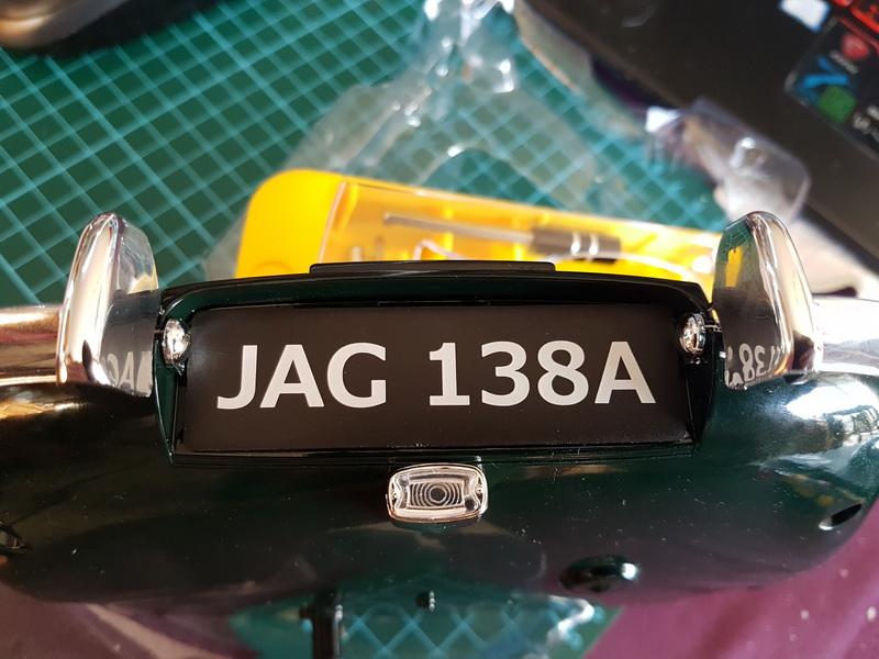 La Jaguar de type E par Altaya - Page 5 Jaguar62
