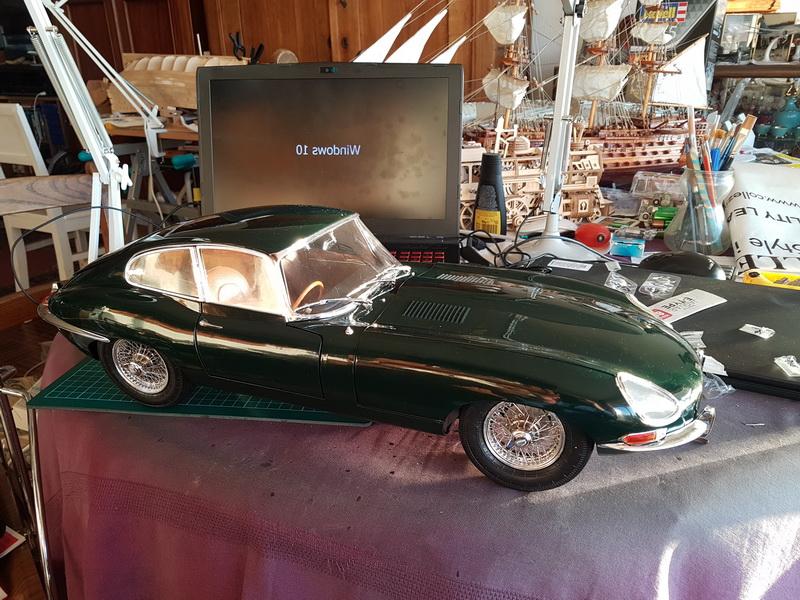 La Jaguar de type E par Altaya - Page 5 Jaguar63
