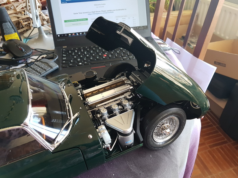 La Jaguar de type E par Altaya - Page 5 Jaguar64