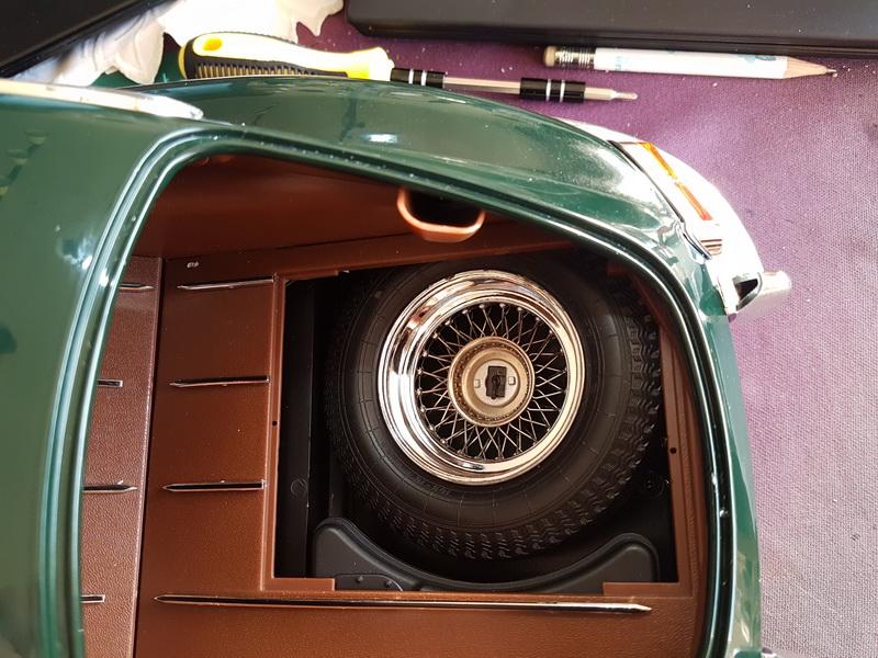 La Jaguar de type E par Altaya - Page 5 Jaguar69