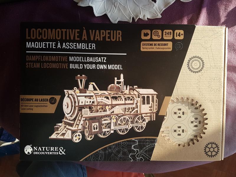 """La locomotive à vapeur en bois de chez """"Nature & Découvertese""""  Loco_b14"""
