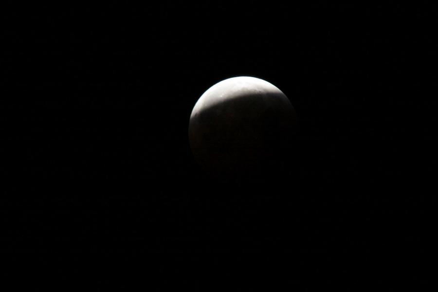 L'éclipse de Lune de ce matin Lune_111