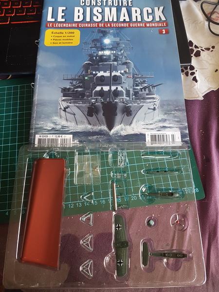 Le Brusselaire assemble le Bismarck Hachette au 1/200 M003_013