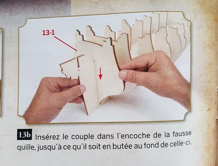 """Le nouveau mousse se lance dans """"La Bretagne"""" 1/80 (ALTAYA) par dede_bo - Page 4 M013-111"""