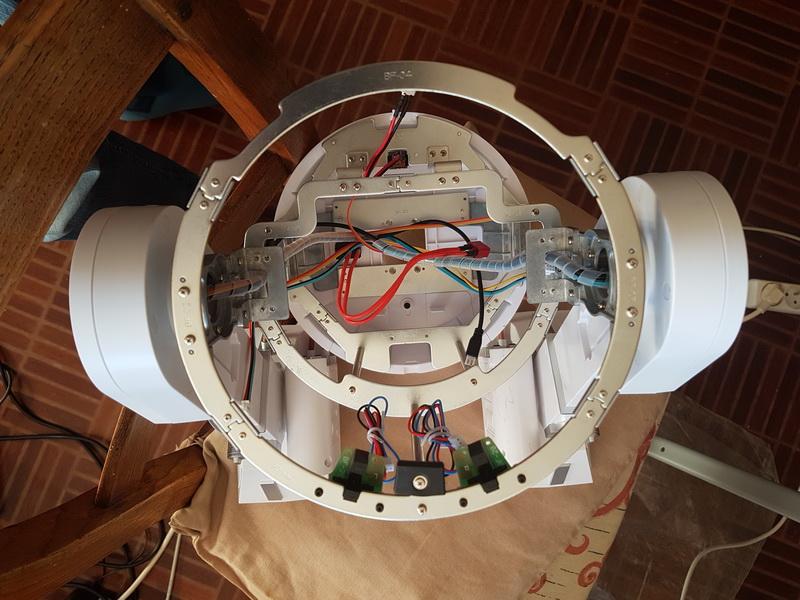 La construction de R2D2 d'Altaya - Page 3 M048_m13