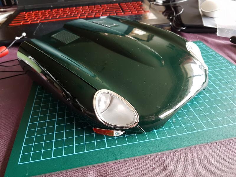 La Jaguar de type E par Altaya - Page 3 M075_015