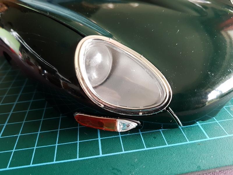 La Jaguar de type E par Altaya - Page 3 M075_016