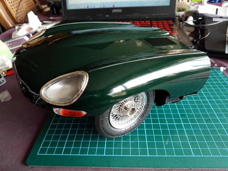 La Jaguar de type E par Altaya - Page 3 M075_017
