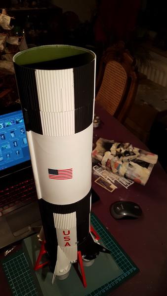 Montage de la fusée Saturn V pour le vol Apollo 11 - Page 6 P11_2-14