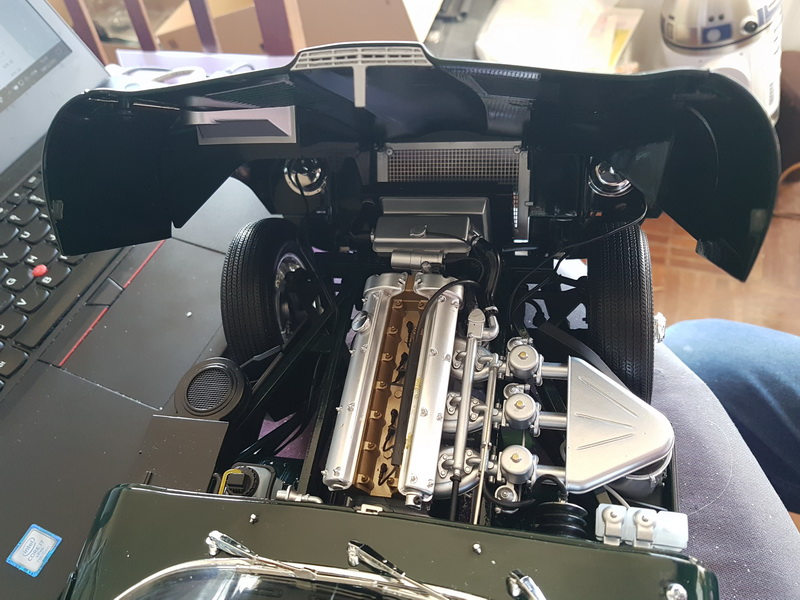 La Jaguar de type E par Altaya - Page 5 P22_9127