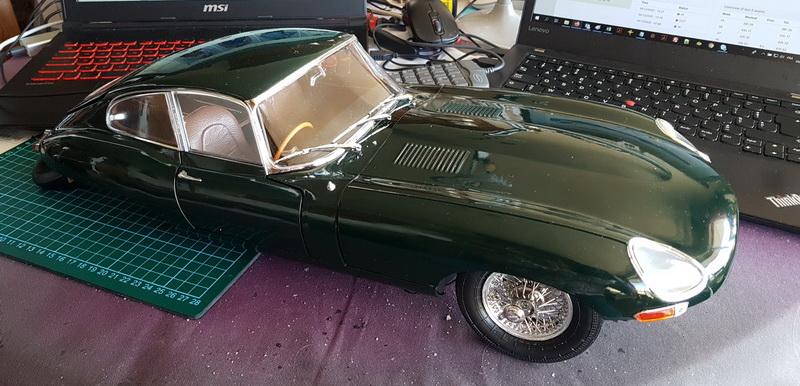 La Jaguar de type E par Altaya - Page 5 P22_9131