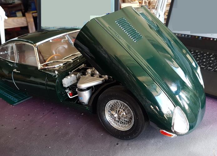 La Jaguar de type E par Altaya - Page 5 P22_9132