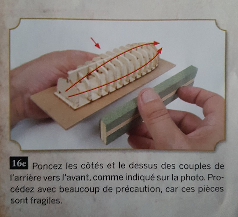 """Le nouveau mousse se lance dans """"La Bretagne"""" 1/80 (ALTAYA) par dede_bo - Page 4 Ponzag10"""
