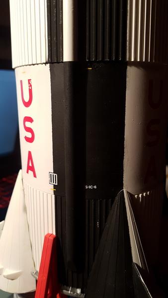 Montage de la fusée Saturn V pour le vol Apollo 11 - Page 6 Probzo16