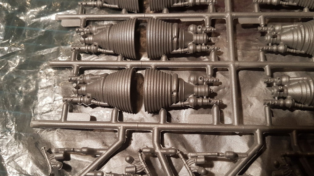 Montage de la fusée Saturn V pour le vol Apollo 11 - Page 6 Second10