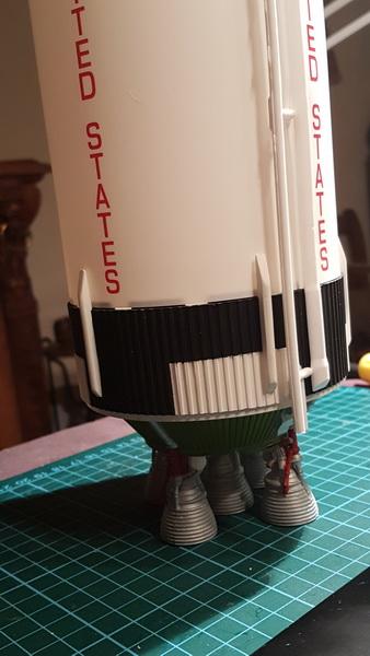Montage de la fusée Saturn V pour le vol Apollo 11 - Page 6 Second22