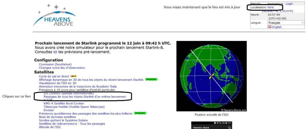 Nouvelle Astro : Passage des 60 satellites de Space X au-dessus de nos 2 pays Spacex12