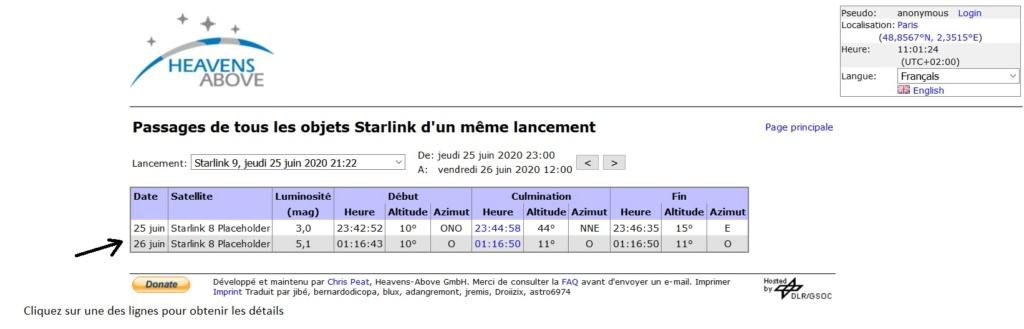 Nouvelle Astro : Passage des 60 satellites de Space X au-dessus de nos 2 pays Spacex13