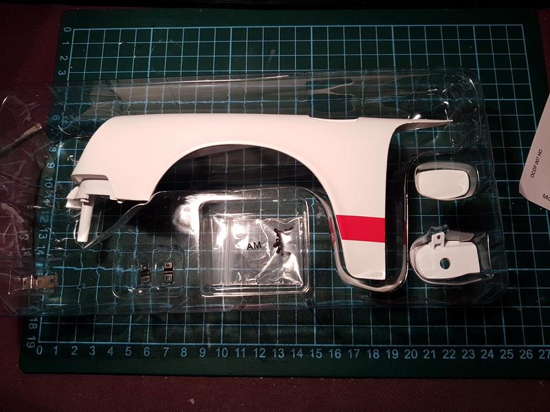 La construction de la porsche 911 Carrera d'Altaya au 1/8 ème - Page 2 Szorie21