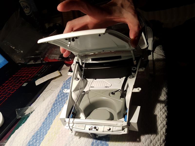 La construction de la porsche 911 Carrera d'Altaya au 1/8 ème - Page 2 Szorie37