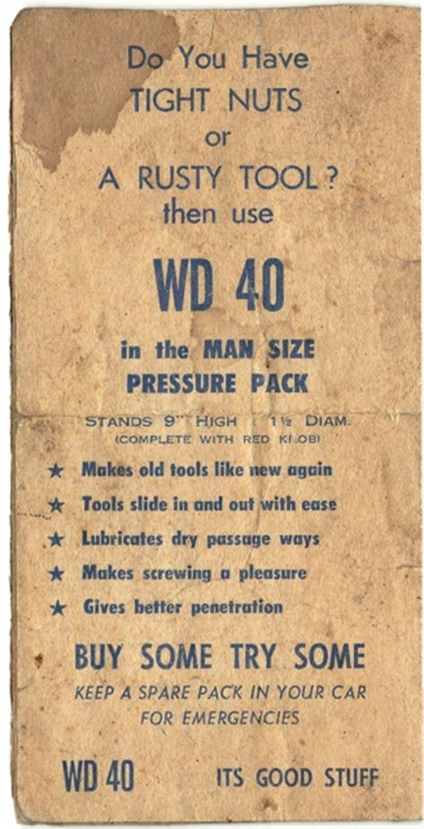 1960s WD40 Ad Image010