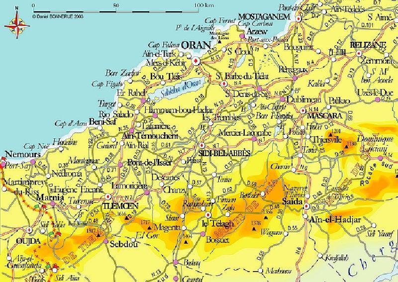 [Aéronavale divers] Base aériennes utilisées par l'aéronavale en Algérie... 123